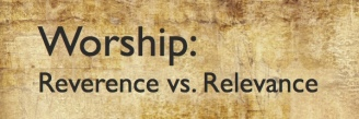 Reverence-vs-Relevance